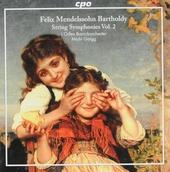 String symphonies vol.2 : Sinfonie VII, X & XII. vol.2