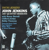 Young Jenkins : 1957 quintet sessions