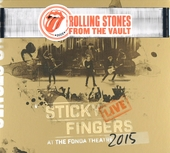 From the vault : Sticky fingers - At the Fonda Theatre 2015