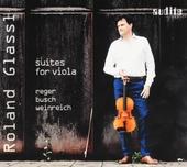 Suites for viola
