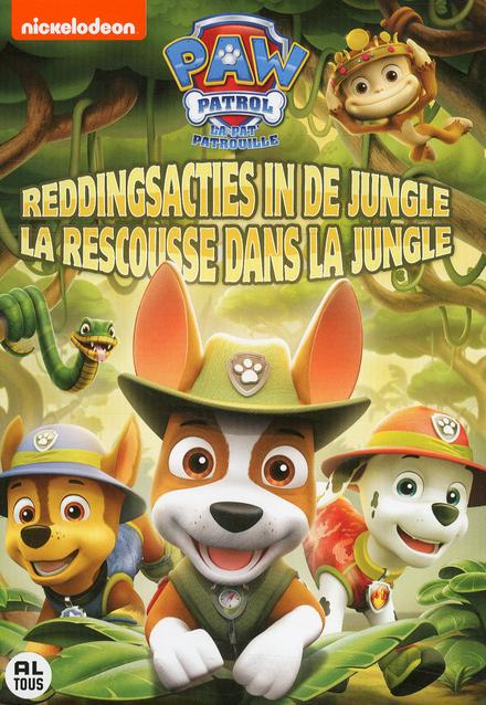 Reddingsacties in de jungle