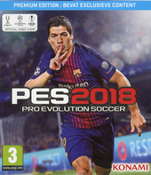 PES 2018 : Pro Evolution Soccer 2018: premium edition
