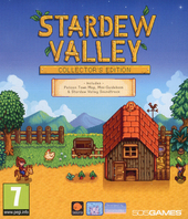 Stardew valley : collector's edition