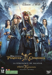 Pirates of the Caribbean : Salazar's revenge