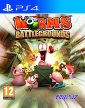 Worms : battlegrounds