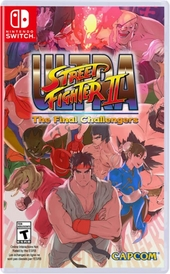 Ultra street fighter II : the final challenge