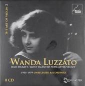 "Wanda Luzzato : Jenö Hubay's ""most talented pupil after Vecsey"". vol.2"