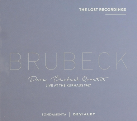 The lost recordings : Live at the Kurhaus 1967