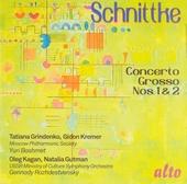 Concerto grosso no.1, no.2