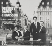 Debussy . Ravel . Chausson