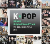 K*Pop drama original sound track : hit collection. Vol. 4