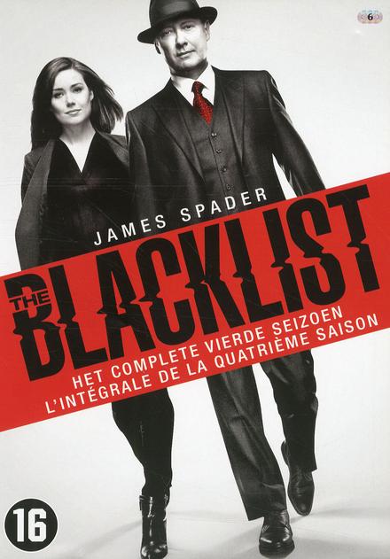 The blacklist. Het complete vierde seizoen