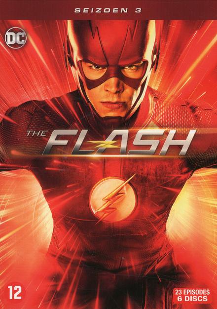 The Flash. Seizoen 3