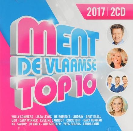 Ment de Vlaamse top 10