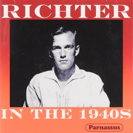 Richter in the 1940s