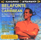 Belafonte sings of the Caribbean