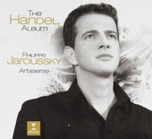 The Händel album : operatic arias