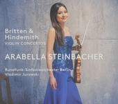 Britten & Hindemith : violin concertos