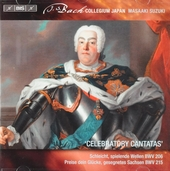 Secular cantatas. Vol. 8, Celebratory cantatas