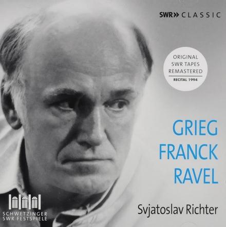 Grieg Franck Ravel