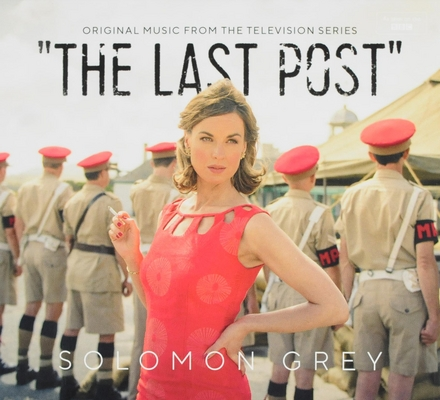 The last post : original music from the television series