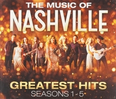 Nashville : The music of Nashville - Greatest hits seasons 1-5