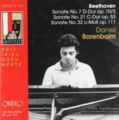 Sonate no.7 D-dur op.10-3