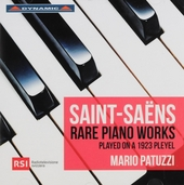 Rare piano works : Played on a 1923 Pleyel