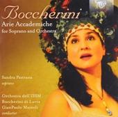 Arie accademiche for soprano and orchestra