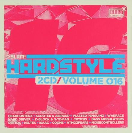 Slam! hardstyle. vol.16