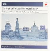 Sergei Leiferkus sings Mussorgsky