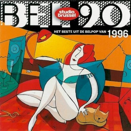 Bel 90 : het beste uit de belpop van 1996