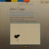 Works for piano, toy piano & prepared piano. Vol. III