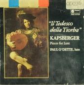 Baroque lute music. Vol. 1, Kapsberger
