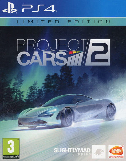 Project cars. 2