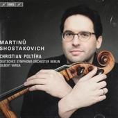 Shostakovich & Martinů : cello concertos