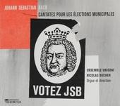 Votez JSB : Cantates pour les élections municipales