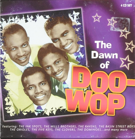 The dawn of doo-wop. vol.1-4