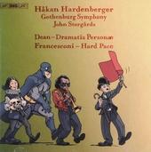 Håkan Hardenberger plays Dean and Francesconi