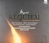 Requiem : Süssmayr / Dutron 2016 completion