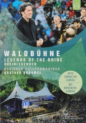 Waldbühne 2017 : Legends of the Rhine