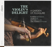 The violin's delight : A garden of pleasure
