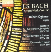 Organ works vol.IV. vol.4