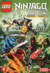 Lego Ninjago : masters of Spinjitzu. Seizoen 7, Hands of time