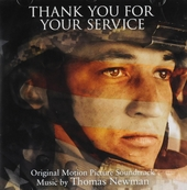 Thank you for your service : original motion picture soundtrack