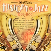 The complete history of jazz 1899-1959