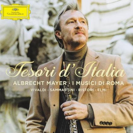 Tesori d'Italia : Vivaldi . Sammartini . Ristori . Elmi