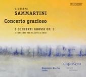 Concerto grazioso : 6 concerti grossi op.5