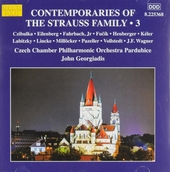Contemporaries of the Strauss family 3. vol.3
