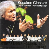 Kosaken Classics : Große Stimmen - Große Melodien